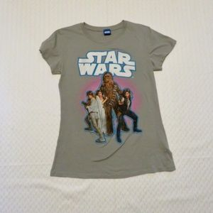 Star Wars Tee - very nice condition (A17)